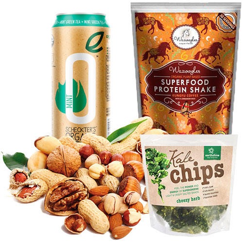 Healthy Vending Product Choices